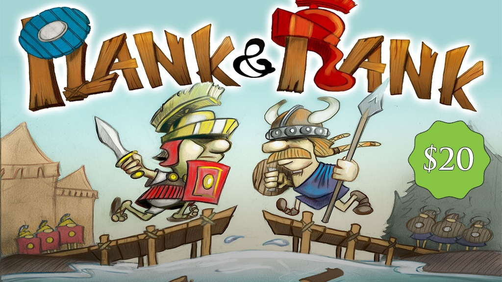 Plank & Rank project video thumbnail