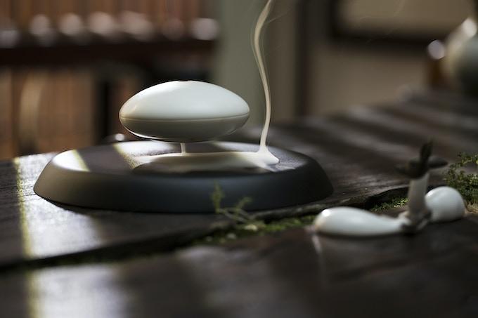YUN: The Aroma Spaceship by YUN — Kickstarter