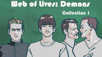 Web Of Lives: Demons Collection 1 Graphic Novel