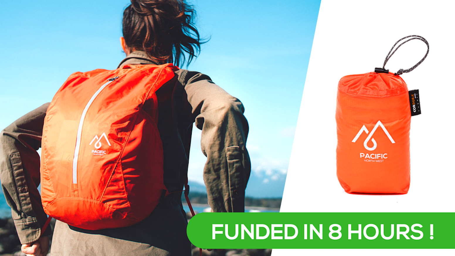 Waterproof, Packable, Lightweight and Durable - The Sea to Sky Pack by PNW  is 65c2bf5cbd