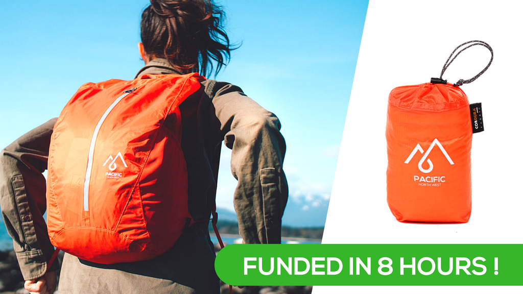 Miniature de la vidéo du projet Sea to Sky -The Waterproof Backpack That Fits In Your Pocket