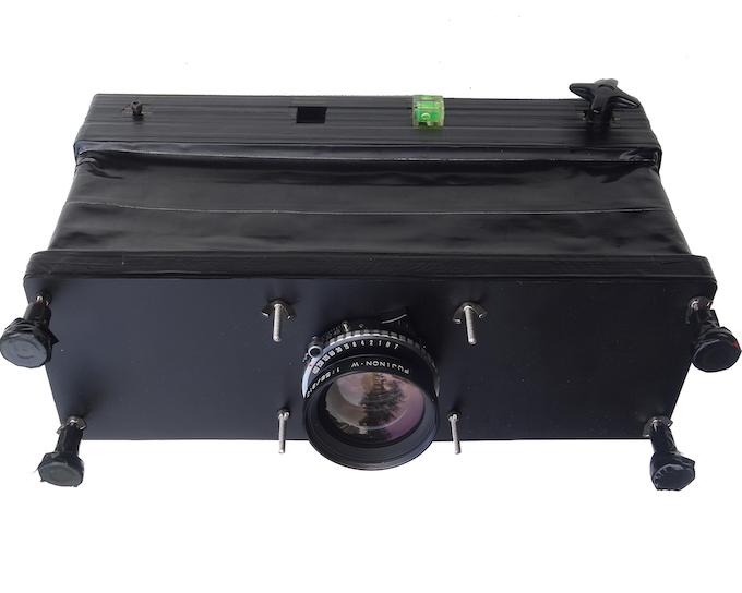 Twofourths 624e+ Camera DIY kit, Fuji Fujinon W210 f5.6