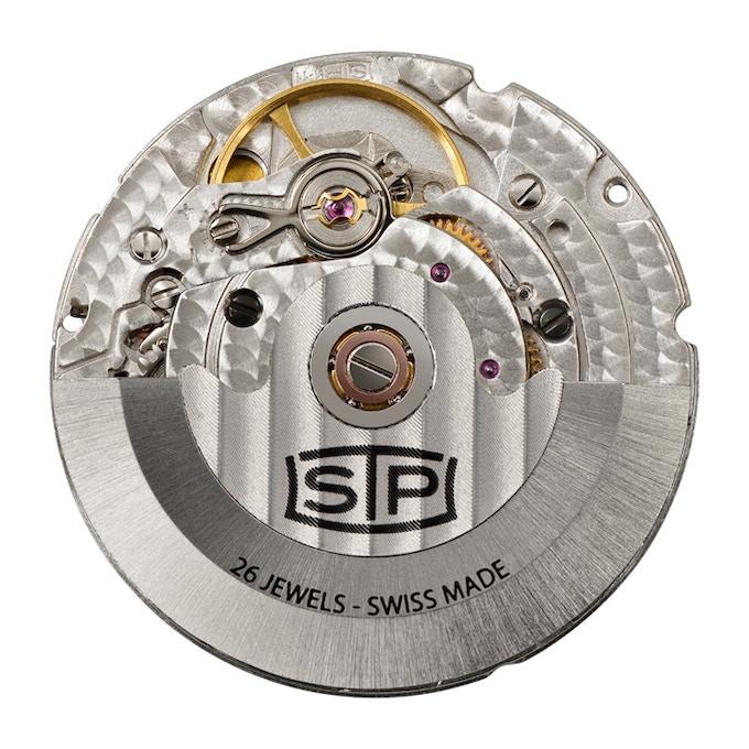 STP 1-11 Swiss Made