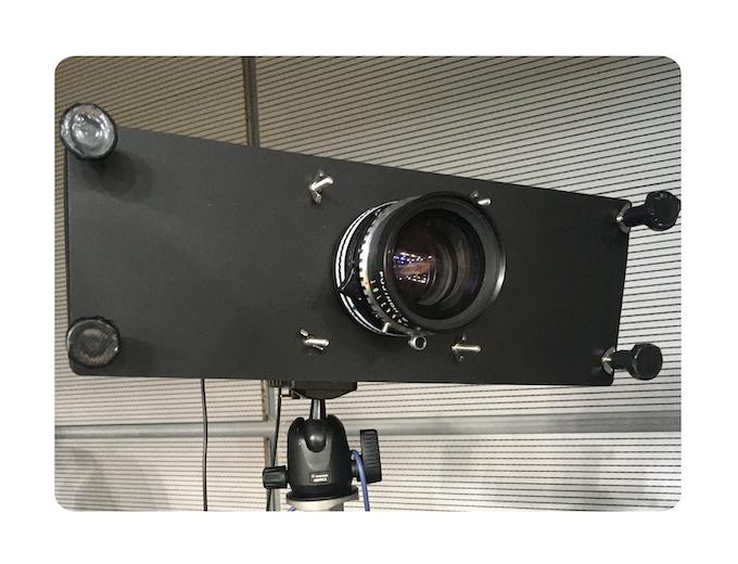 Twofourths 624e+ Camera DIY kit ~ UCI 2017 Track Cycling World Championship