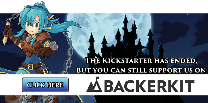 It's not too late, support us on BackerKit!