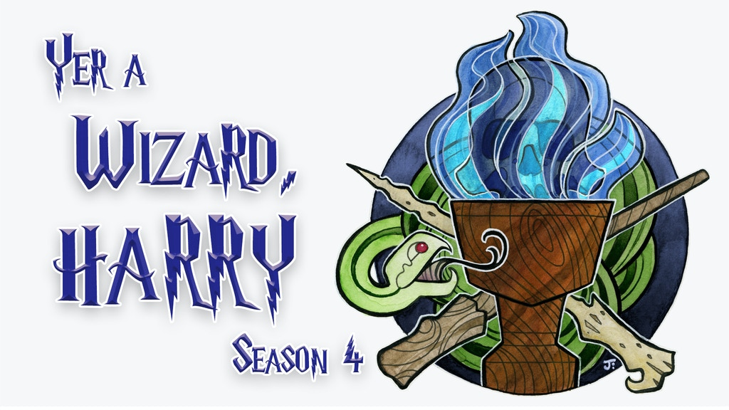 Yer a Wizard Harry Podcast, Season 4 project video thumbnail