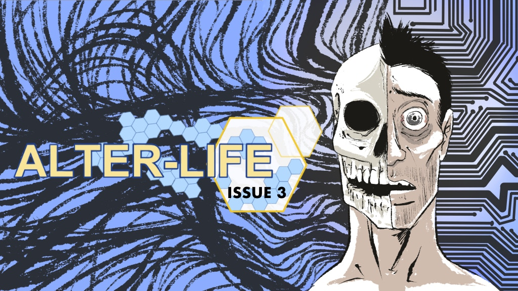 Alter-Life: Issue 3 of 5 (Limited Comic Series) project video thumbnail