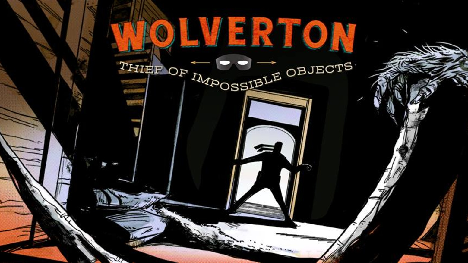 In turn of the century London, Jack Wolverton, gentleman thief, specializes in stealing the arcane, the accursed and the occultic.