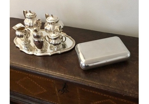 homeBlok Classic in Solid Aluminum with a 30.000 mAh power bank