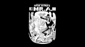 DITKO'S MR. A.