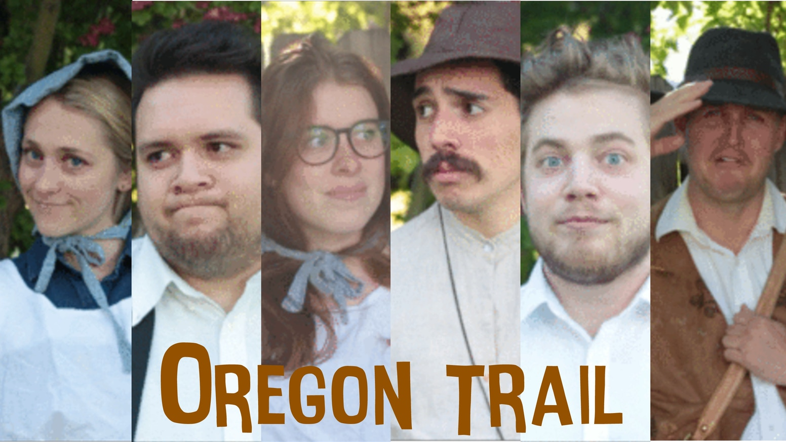 Allie Rae oregon trail: a comedy webseriesallie rae treharne