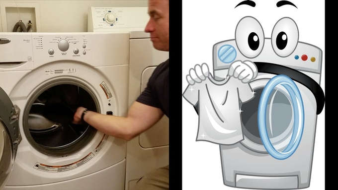 Washer/Dryer Safe!