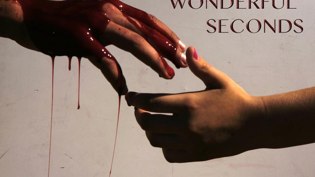 Three Wonderful Seconds (short horror film) project video thumbnail