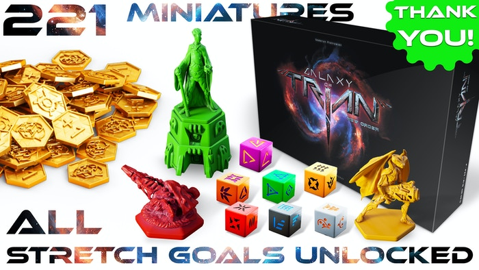 Put your conqueror skills to the test in this Galactic war for dominance. Explore a vast galaxy in this tile-based board game.