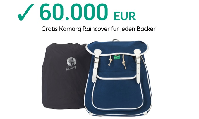 kamarg classic rucksack re introduced by franz drack kickstarter. Black Bedroom Furniture Sets. Home Design Ideas