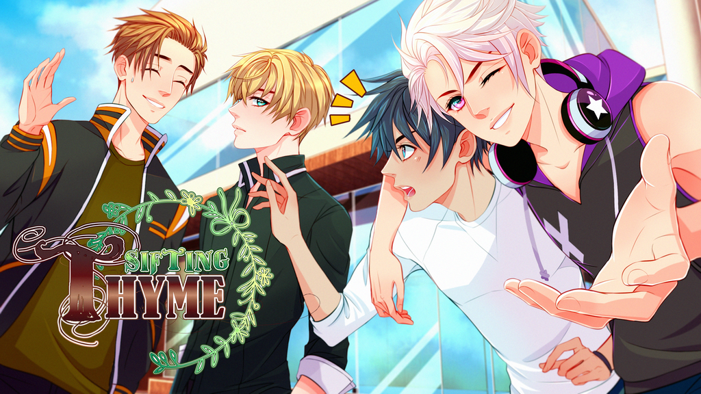 Sifting Thyme: A Foodie's Romance Visual Novel project video thumbnail