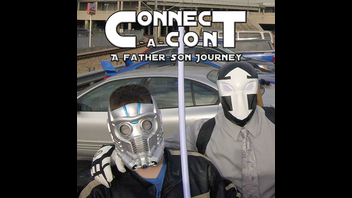 Connect-A-Con: A Father-Son Journey