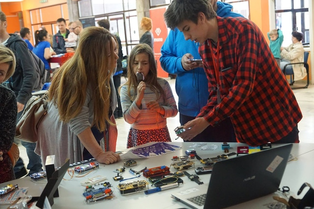 Maker Faire Osijek, Croatia