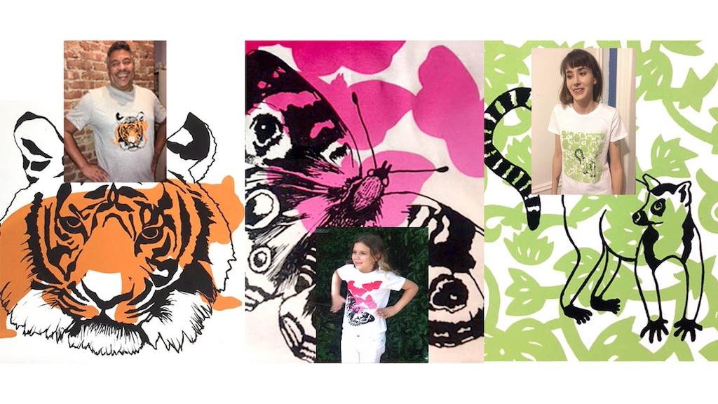 Brooklyn Artists + Nature + Tee Shirts = Brooklyn Tee Time project video thumbnail
