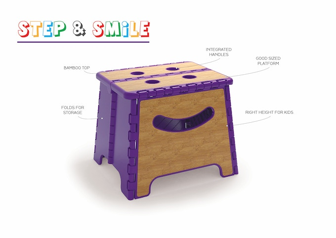 The Step & Smile