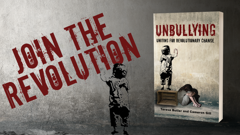 UnBullying - a book about uniting for revolutionary change project video thumbnail