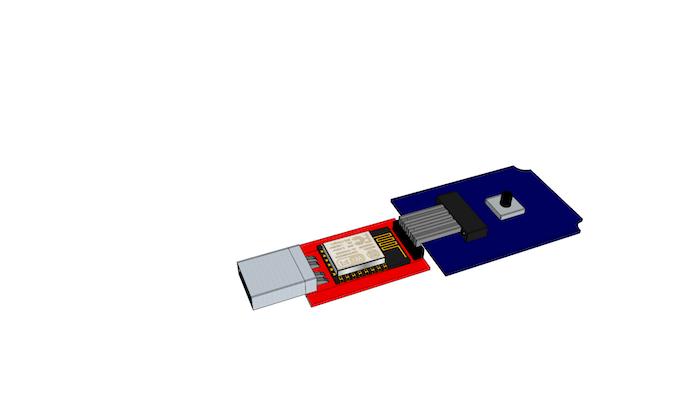 Module ZigBee Option USB-WiFi