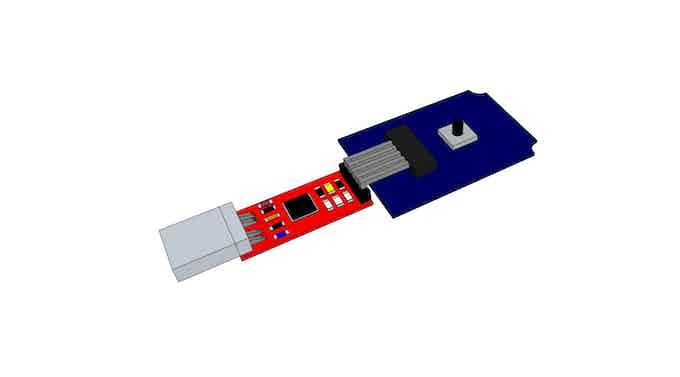 Module ZigBee Option USB-TTL série
