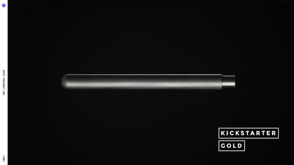 Kickstarter Gold : Titanium Pen Type-B project video thumbnail
