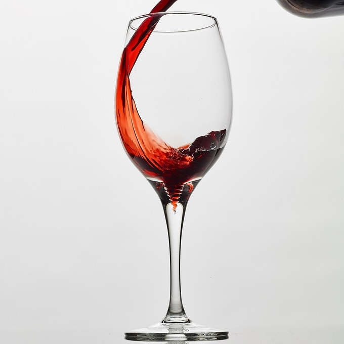 the spirale wine glass by margarita and patrick vacanti kickstarter