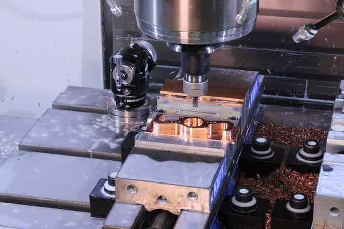 Precision Machined in the USA