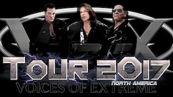 Voices of Extreme - Tour 2017