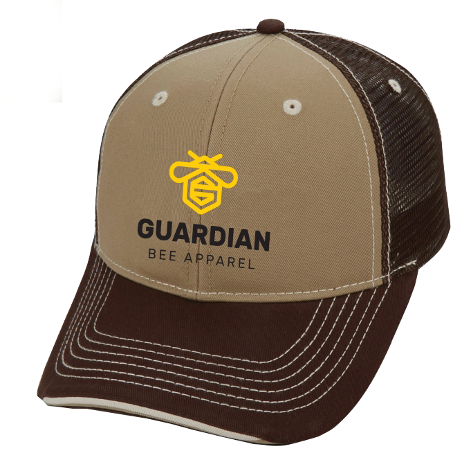 Guardian Bee Mesh velco back hat