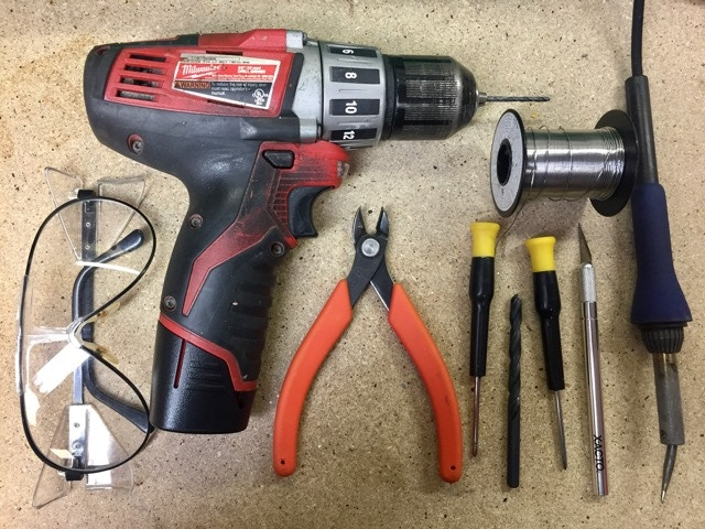 Tools Required For Your Build