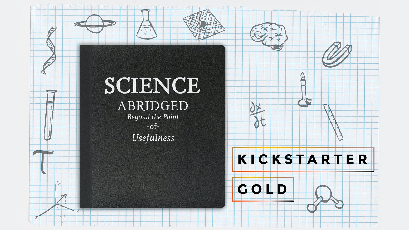 Now, you can have all of science in one handy pocketbook. Useful for education or in case of worldwide apocalypse.