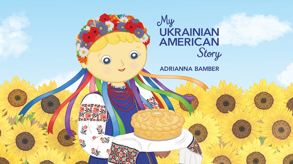 My Ukrainian American Story - Children's Picture Book project video thumbnail