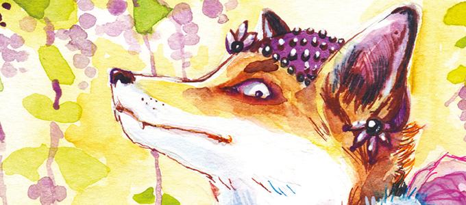 A majestic fox!