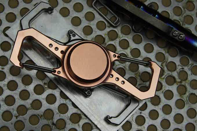 AXIOS - in Machined Copper