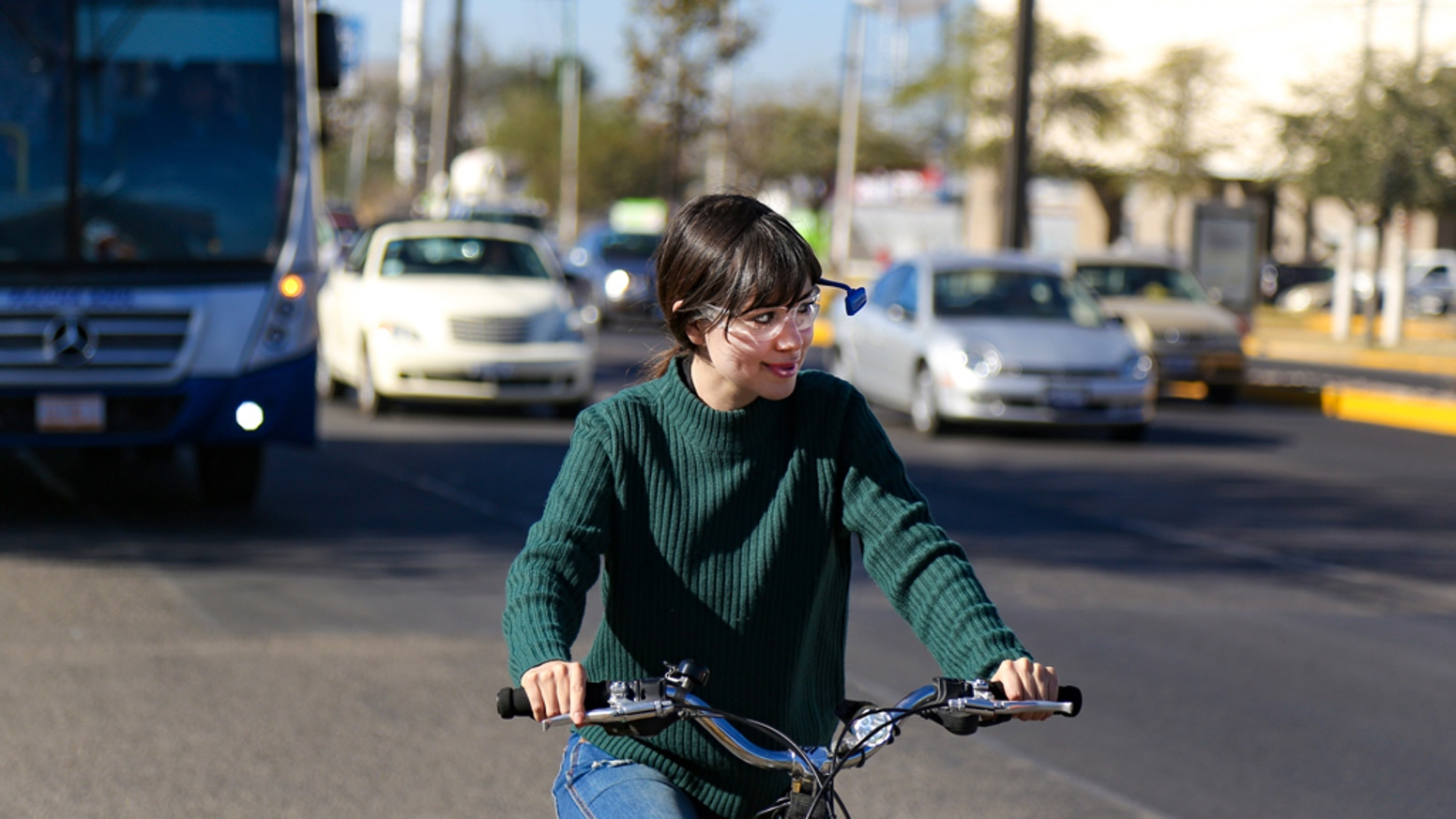 Sehen: one second to react and keep riding the bike. by SEHEN ...