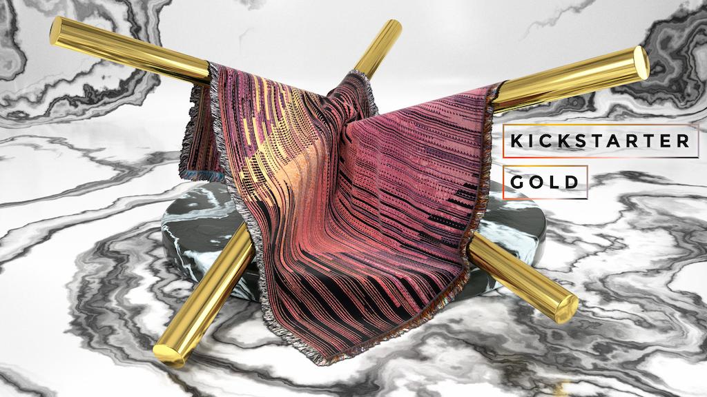 Kickstarter Gold: Computational Textiles project video thumbnail