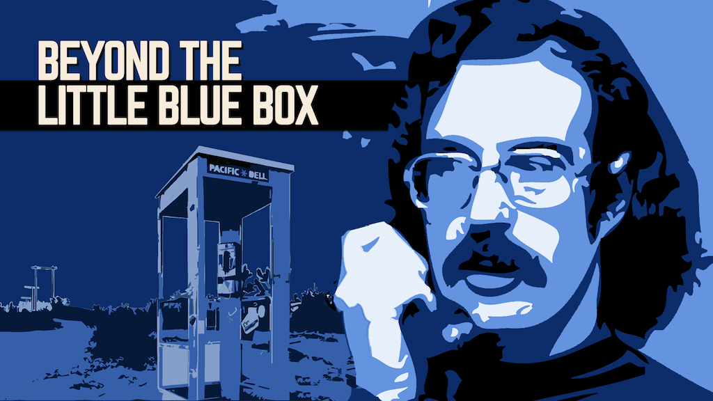 Beyond The Little Blue Box project video thumbnail