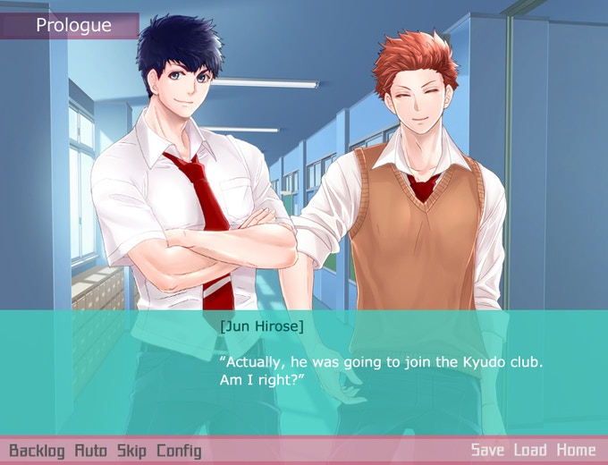 yaoi Dating Simulation Spiele