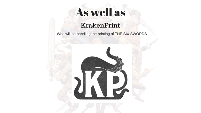 Stop by KrakenPrint for your printing needs!