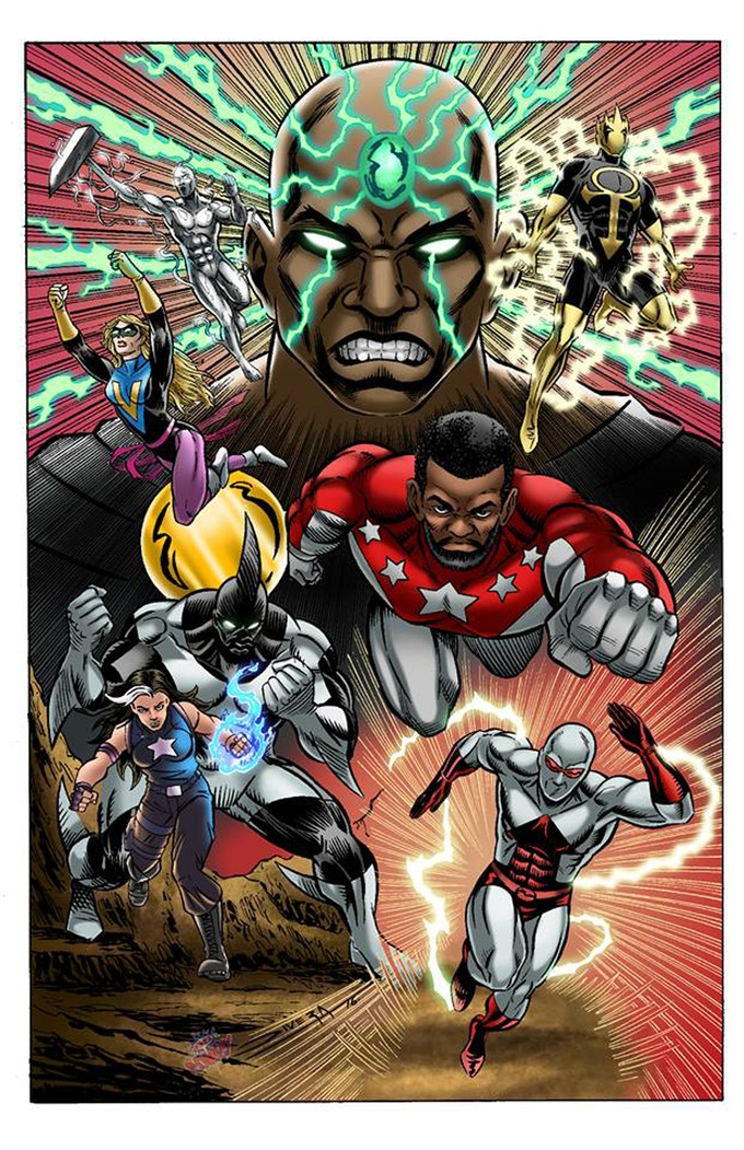The Power Company by Luis Rivera