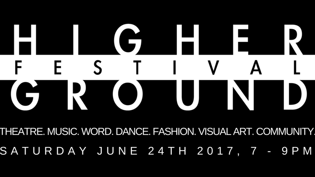 2017 HIGHER GROUND FESTIVAL project video thumbnail