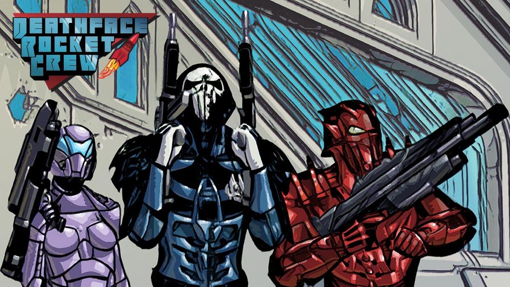 Deathface Rocket Crew project video thumbnail