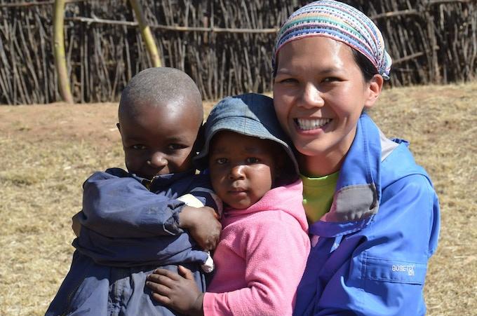 Lesotho 萊索托(Africa 非洲)