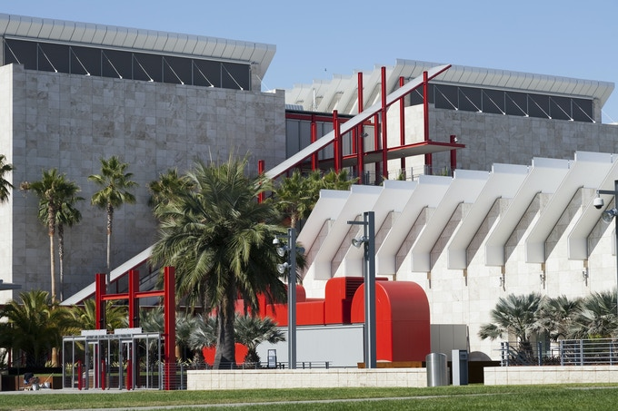 Exterior view of LACMA, photo © Museum Associates/LACMA