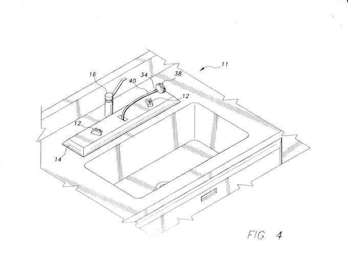 Dor'e... Most Innovative Designed Kitchen & Bath Faucet