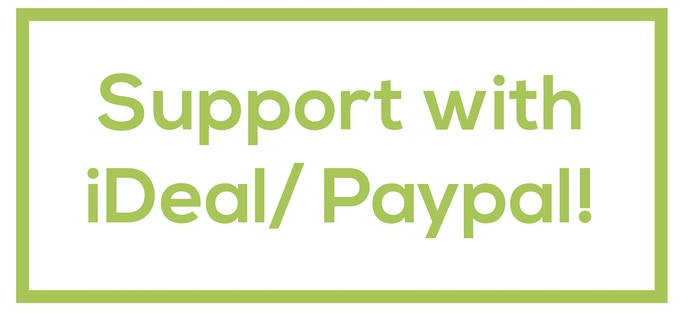 Click to pay with iDeal/Paypal