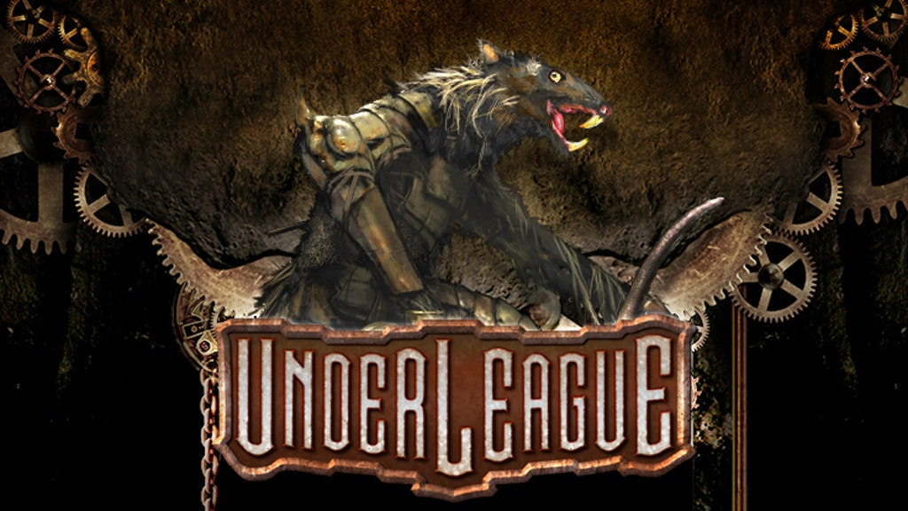 Underleague: Strategy Card Game of Fantasy Pit Fights project video thumbnail